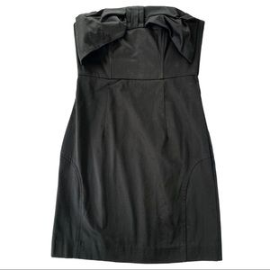 NWT H&M Strapless Dress with top bow 8